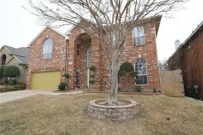 Arlington Single Family Home For Sale: 4217 Eagle Ridge Drive