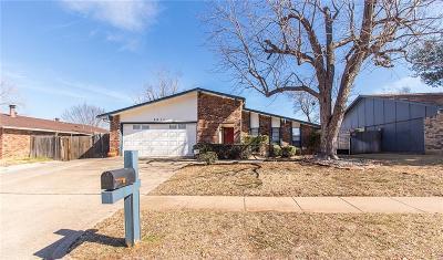 Arlington Single Family Home For Sale: 2611 Ridgemoor Court