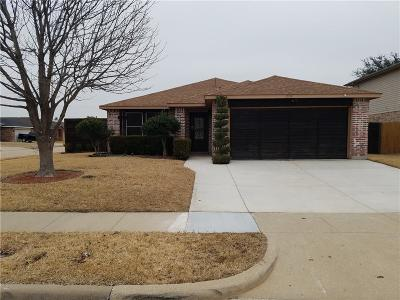 Little Elm Single Family Home For Sale: 2533 Pecan Drive
