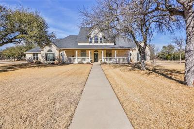 Weatherford Single Family Home For Sale: 285 Yukon Court