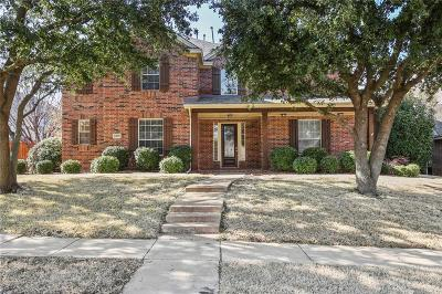Rockwall Single Family Home For Sale: 1930 Club Lake Circle