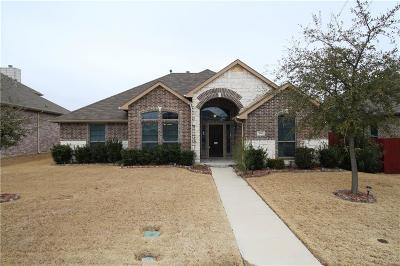 Rockwall Single Family Home Active Option Contract: 3166 Market Center Drive