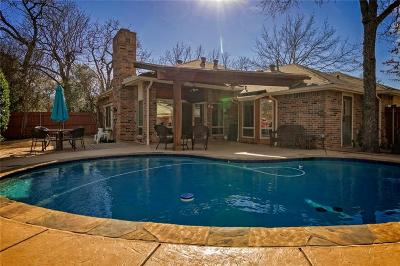 Coppell Single Family Home For Sale: 340 Plantation Drive