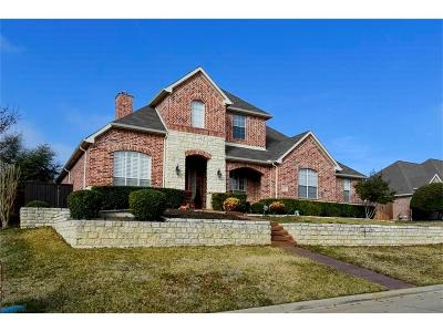Rowlett Single Family Home For Sale: 1909 Skipaway Drive