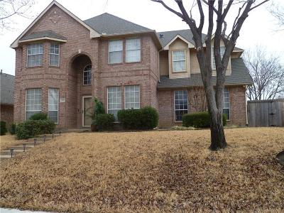 Lewisville Single Family Home For Sale: 2087 S Old Orchard Lane
