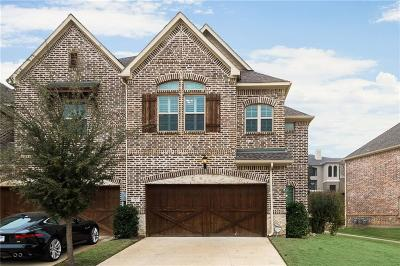 Lewisville Townhouse For Sale: 121 Preserve Place
