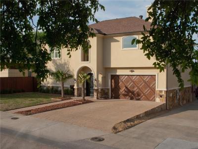 Dallas Single Family Home For Sale: 472 Easton Road