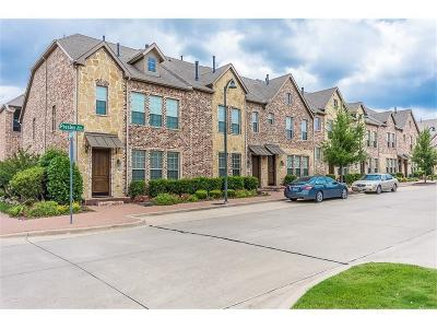 Plano Townhouse For Sale: 7928 Presley Avenue