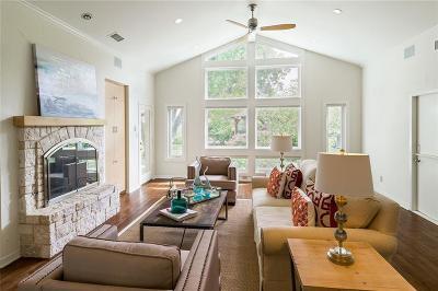 Dallas Single Family Home For Sale: 6826 Stichter Avenue