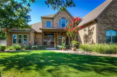 Aledo Single Family Home For Sale: 143 Timberland Lane