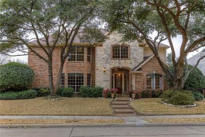 Rowlett Single Family Home For Sale: 3402 Westshore Drive