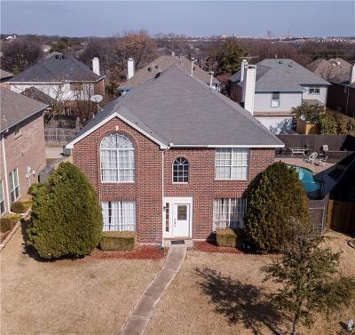 Allen Single Family Home For Sale: 711 Willow Oak Drive