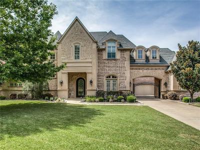 Dallas Single Family Home Active Option Contract: 8351 Santa Clara Drive