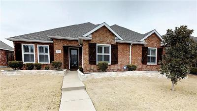 Allen Single Family Home Active Option Contract: 1545 Sleepy Hollow Drive