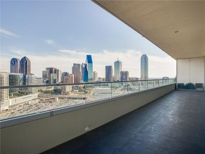 Dallas  Residential Lease For Lease: 2430 Victory Park Lane #2408