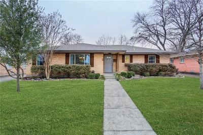 Single Family Home For Sale: 10025 Ridgehaven Drive