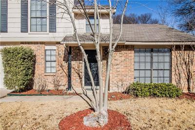 Allen Single Family Home Active Option Contract: 11 Crockett Court