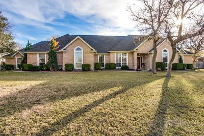 Weatherford Single Family Home For Sale: 118 Devon Court
