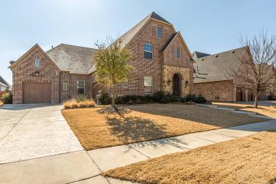 Prosper Single Family Home For Sale: 4280 Mesa Drive