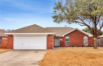 Single Family Home Active Option Contract: 8054 Berkshire Drive