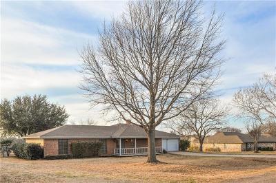 Burleson Single Family Home Active Option Contract: 729 Alan Drive