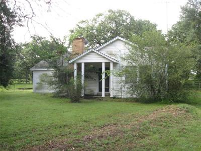 Edgewood TX Single Family Home For Sale: $200,000