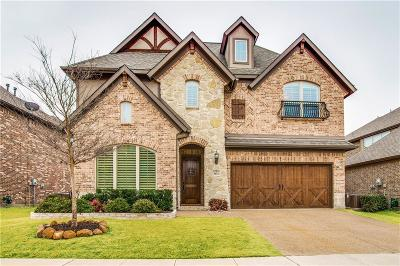 Celina Single Family Home For Sale: 1632 Grove Drive