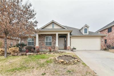 Mansfield Single Family Home Active Option Contract: 2703 Comanche Trail