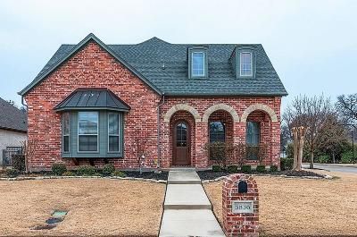 Single Family Home For Sale: 5836 River Meadows Place