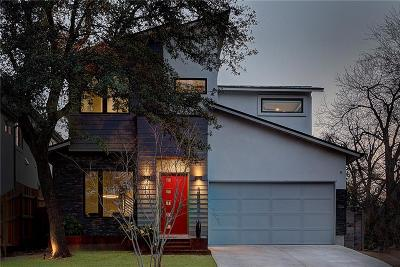 Austin Single Family Home For Sale: 3605 Bonnie Road