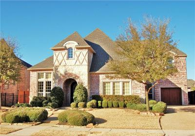 Plano Single Family Home For Sale: 4613 Blackshear Trail