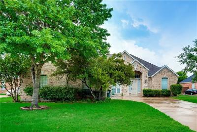 Allen Single Family Home For Sale: 1505 Buoy Bay Court