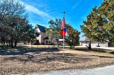 Weatherford Single Family Home For Sale: 144 Heather Ridge Court
