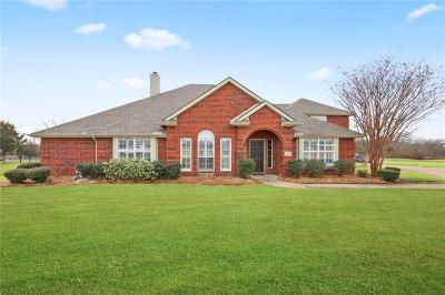 Rockwall Single Family Home Active Option Contract: 2333 Saddlebrook Lane