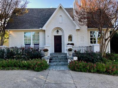 Fort Worth Single Family Home For Sale: 3701 Potomac Avenue