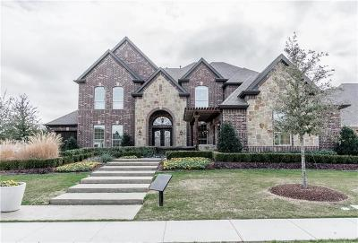 Colleyville Single Family Home For Sale: 605 Forest Meadow Drive