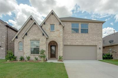 Aubrey Single Family Home For Sale: 1732 Ridge Creek Lane