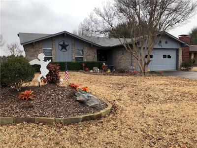 Terrell Single Family Home For Sale: 305 Town North Dr