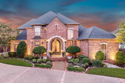 Southlake, Westlake, Trophy Club Single Family Home For Sale: 922 Independence Parkway