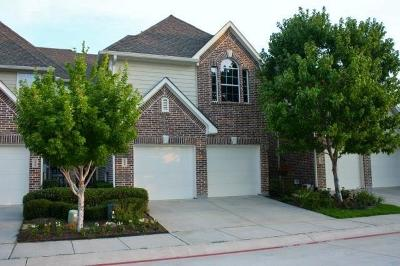 Lewisville Townhouse For Sale: 190 Venice Trail #1402