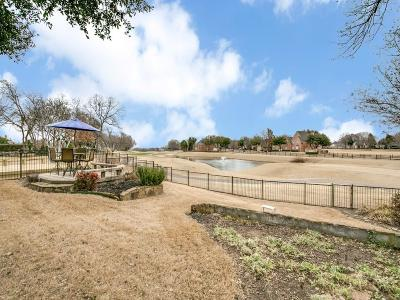 Garland Single Family Home Active Option Contract: 210 Fairway Meadows Drive
