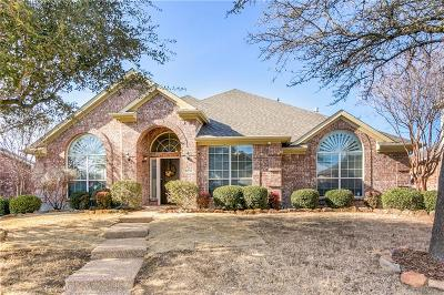 Carrollton Single Family Home For Sale: 1036 Caddo Drive