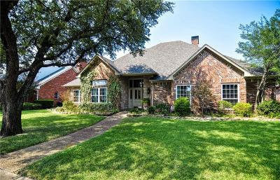Dallas Single Family Home For Sale: 4018 Cobblers Lane