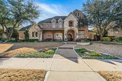 Allen, Celina, Dallas, Frisco, Mckinney, Melissa, Plano, Prosper Single Family Home For Sale: 5124 Rain Forest Trail