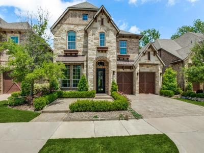 Coppell Single Family Home For Sale: 616 Canterbury