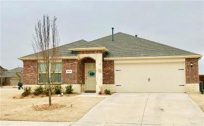 Princeton Single Family Home Active Option Contract: 1204 Savannah Ridge Drive