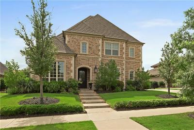 Frisco Single Family Home For Sale: 12761 Hawktree Road
