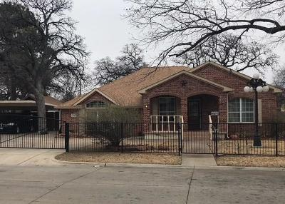 Haltom City Single Family Home For Sale: 2300 Harris Lane