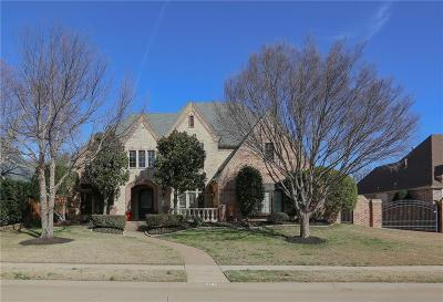 Colleyville Single Family Home For Sale: 6764 St Moritz Parkway