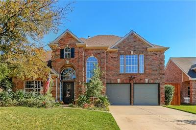 Haltom City Single Family Home Active Option Contract: 5704 Courtney Circle